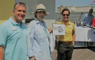 Robin Glade Elders of Pride Award