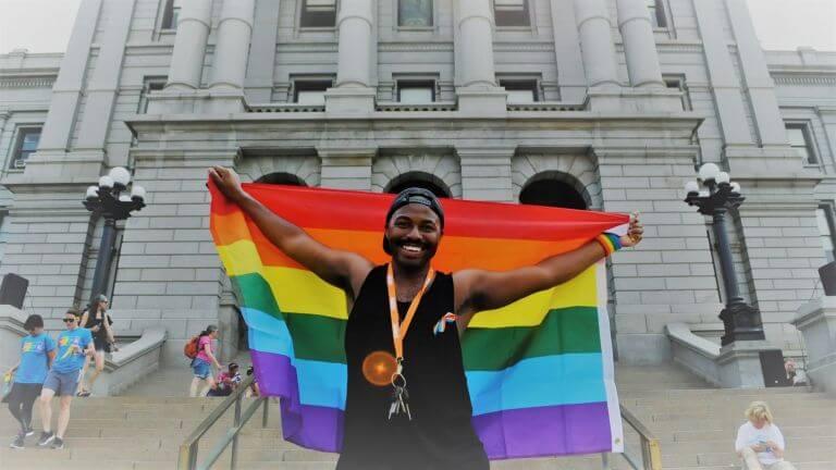 Denver PrideFest Said it LOUD and PROUD!