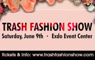Trash Fashion Show - June 9 - Exdo